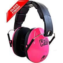 image of Edz Kidz Ear Defenders Pink Gloss