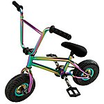 image of Team Dogz Mini BMX - Rainbow