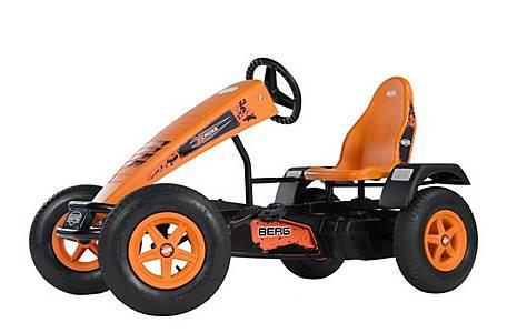 image of X-cross Bfr Pedal Go Kart Orange
