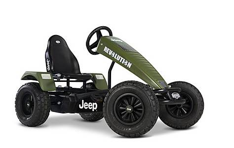 image of Jeep Revolution Bfr Pedal Go Kart