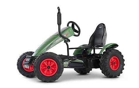 image of Fendt Bfr-3 Gear Tractor Pedal Go Kart Green