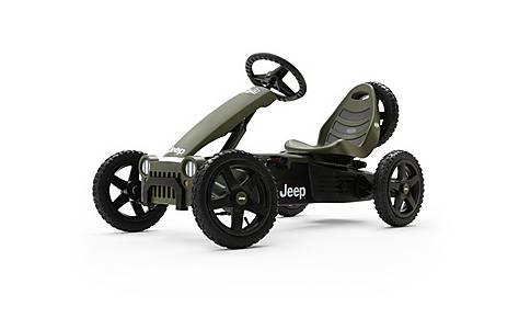 image of Berg Toys Jeep Adventure Pedal Go Kart