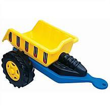 image of Tractor Toy Trailer
