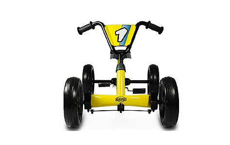 image of Pedal Buzzy Go-kart Berg Yellow