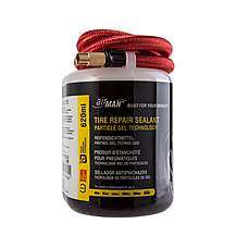 image of AirMan 620ml Valve Through Tyre Repair Sealant