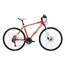 image of MODA ALTO 27-SPEED ALLOY HYBRID BICYCLE �?? 54CM