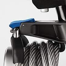 image of Noke Bike Lock Cable and Bike Mount
