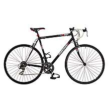 image of Redemption X Road Gents 56cm 700c Wheel 14 Speed Matt Black Racing Bike