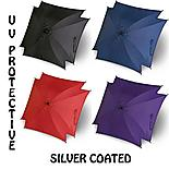 Universal Sun Baby Parasol/umbrella/canopy For Buggy/stroller - 4 Colours