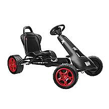 image of Ferbedo Cross-racer Bad Boy Go Kart Black