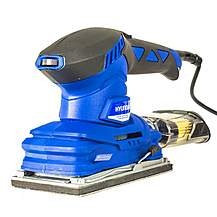 image of Hyundai HY2160 250w Corded Electric 230V Sander