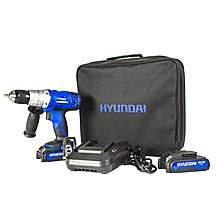 image of Hyundai HY2155 Cordless 18V DC Combi Drill