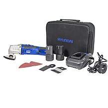 image of Hyundai HY2151 12V DC Lithium-ion Oscillating Multi-Tool