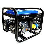Hyundai  2.8kW Open Frame Petrol Generator HY3100L
