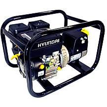 image of Hyundai 2.7kW HirePro Industrial Petrol Generator HY3400