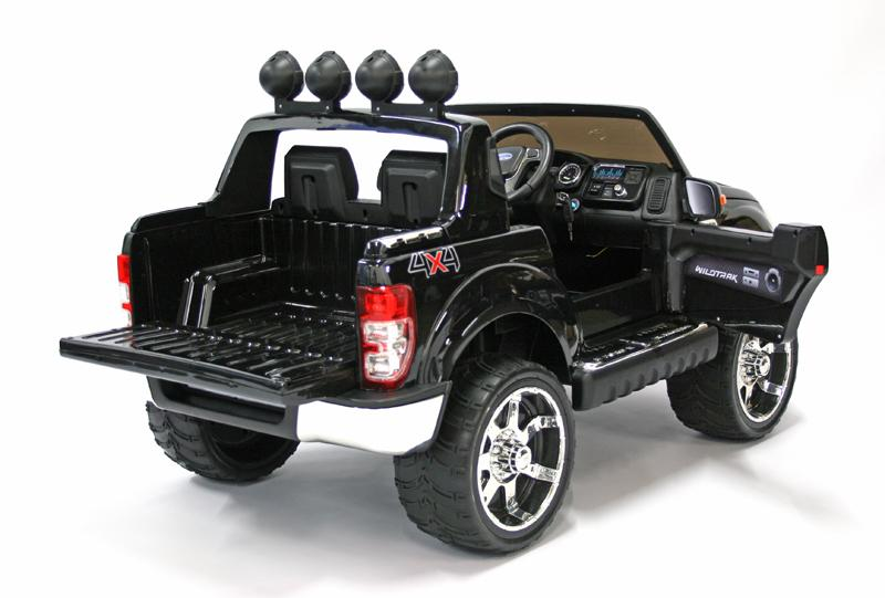 Kids Electric Car Ford Ranger 12 Volt Black Gloss  sc 1 st  Halfords & Kids Electric Car Ford Ranger 12 Vo... markmcfarlin.com