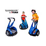 image of Feber Famosa Dareway 12v Ride On Balance Scooter - Blue