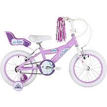 image of Bumper Ice Queen Pavement Bike Purple