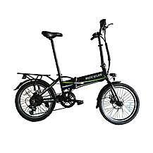 image of Byocycle Tornado Folding Electric Bike