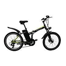 image of Byocycle Chameleon Fdxl Folding Electric Bike