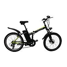 Byocycle Chameleon Fdxl Folding Electric Bike