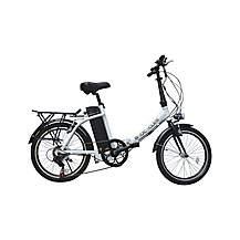 image of Byocycle Chameleon Ls Electric Folding Bike