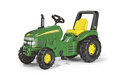 image of Rolly X-trac John Deere Green