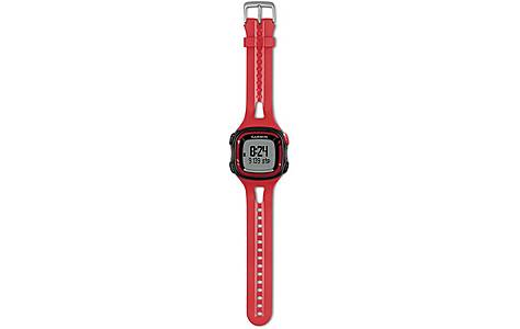 image of Garmin Forerunner 15 - Large Wrist Band - Red