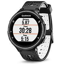 image of Garmin - Forerunner 230 Black And White