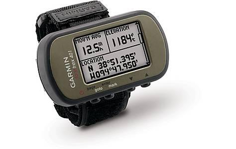 image of Garmin - Foretrex 401 Mapping Handheld Gps Unit
