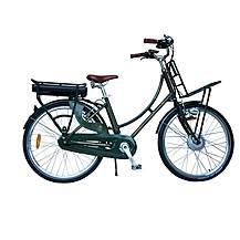 image of Francis-Barnett Electric Bike 45.5cm Frame Step Through