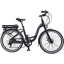 image of Wisper 705se Stealth Black Electric Bike