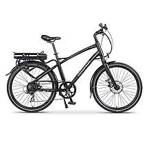 image of Wisper 905se Cross Bar Stealth Electric Bike