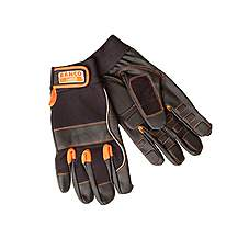 image of Bahco Power Tool Padded Palm Gloves