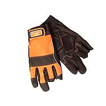 image of Bahco Carpenters Fingerless Gloves