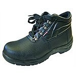 image of Scan Dual Density Chukka Boots Black