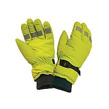 image of Scan Hi-visibility Gloves, Yellow