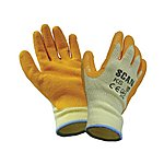 image of Scan Knit Shell Latex Palm Gloves