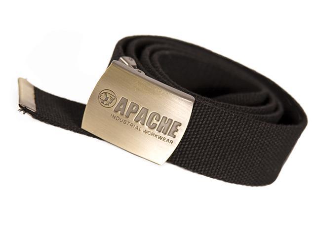 Apache Black Woven Belt lowest price