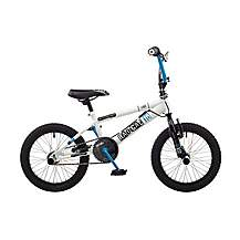 Rooster Radical 16in Bmx Freestyle Bike White
