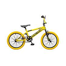 Rooster Big Daddy 18in Bmx Freestyle Bike Yel
