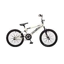 image of Rooster Big Daddy 20in Bmx Freestyle Bike Black/white