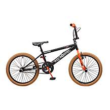 image of Rooster Big Daddy 20in Bmx Freestyle Bike Black/orange