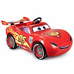 image of Feber Licensed Mcqueen 6v Electric Battery Powered Ride On Car