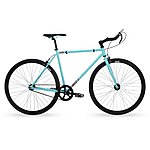image of Feral Dash, Single Speed, Fixed Gear Bike, 52cm