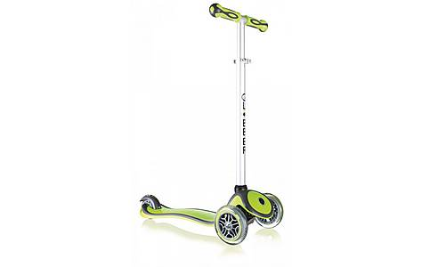 image of Globber Up Junior Scooter, Green