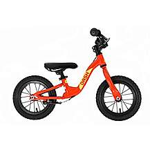 image of Raleigh Dash Alloy Unisex Balance Bike Red