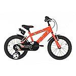 image of Raleigh Striker 14in Boys Bike Orange