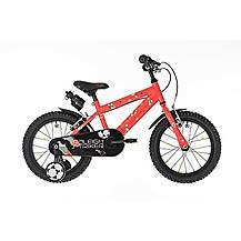 image of Raleigh Striker 16in Boys Bike Orange