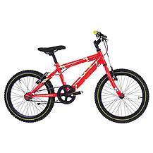 image of Raleigh Striker 18in Boys Bike Orange